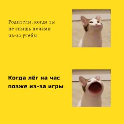 кот чмокает ртом мем