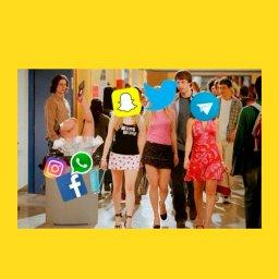 мем - падение интернета - выжившие