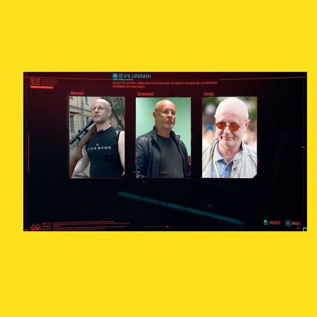 Гоблин Пучков в киберпанке.