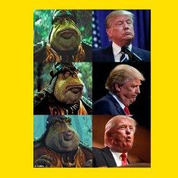 Мем про трампа