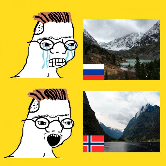 Поридж мечтает жить как в Европе.
