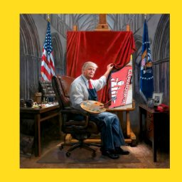 мем - барановичи -  любовь Дональда Трампа