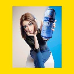 мем - Samsung Sam - Балтика