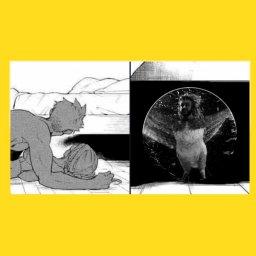 мем - Киркоров жар-птица - подкроватные монстры