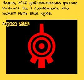 Апрель 2020: ядерная угроза