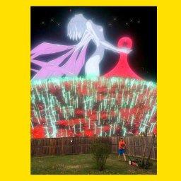 газонокосильщик в аниме