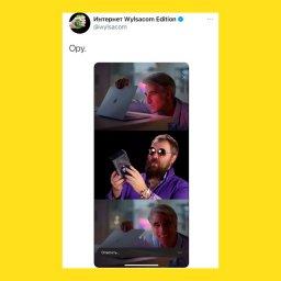 мем - Крейг Федериги смотрит в MacBook - Вилсаком