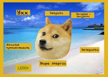 жизненный мем с собакой
