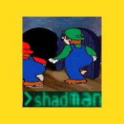 Мем - Shadman - Марио
