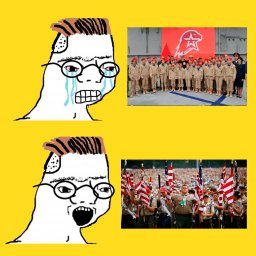 мем - поридж - воспитание патриотизма