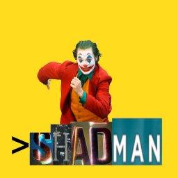 Мем - Shadman - Джокер