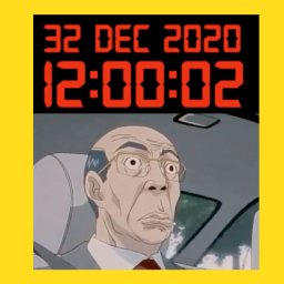 мем - когда понимаешь что 20 год не закончился