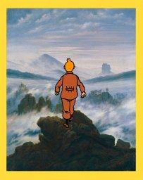 Странник над морем: Tintin