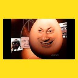 мем - Гордон - человек яйца
