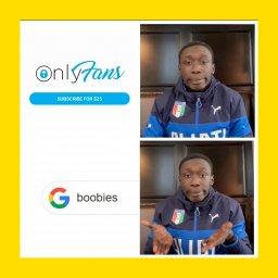 мем - Хаби Лейм - onlyfans и Google